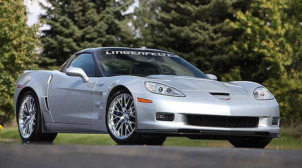Lingenfelter зарядил Chevrolet Corvette ZR1